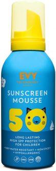 Evy Mousse SPF Kids 50. Bästa solkrämen för barn.