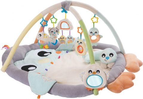 Playgro Snuggle me Tummy time Babygym Penguin. Bästa babygymmet