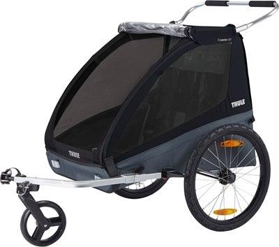 Thule Cykelvagn Coaster XT. Bästa cykelvagnen