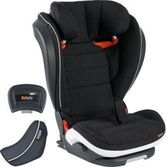 BeSafe iZi Flex Fix i-Size Bältesstol. Bästa framåtvända bilbarnstolen