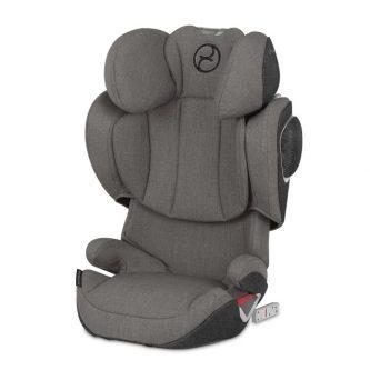 Cybex Solution Z-fix Bältesstol. Bästa fråtvända bilbarnstolen