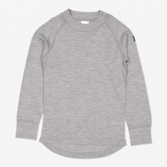 Polarn O. Pyret merinoull tröja. Bästa understället för barn