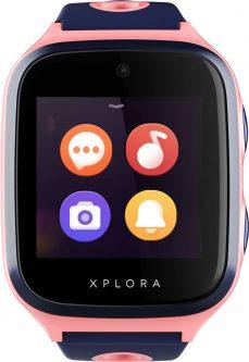 Xplora4 Mobilklocka. Bästa gps-klockan för barn